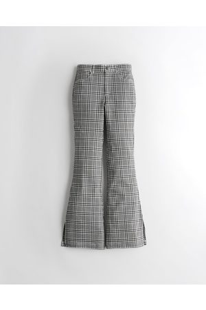 Hollister Ultra High-Rise Flare Pants