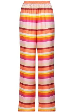 GIANLUCA CAPANNOLO Women Trousers - TROUSERS - Casual trousers