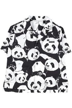 Dolce & Gabbana Boys Short Sleeve - SHIRTS - Shirts
