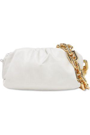 Bottega Veneta Chain Pouch Leather Shoulder Bag