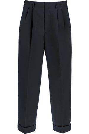 Marni Women Trousers - 0 40 Wool