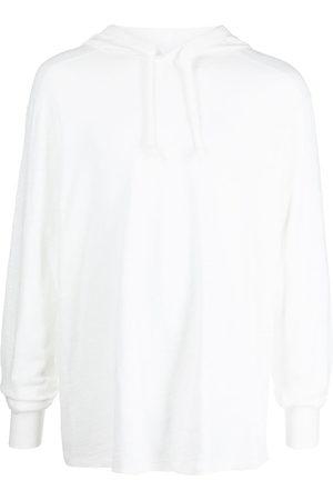 Rag & Bone Men Sweatshirts - Flame cotton hoodie
