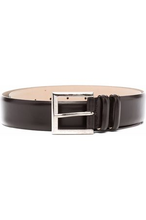 Orciani Buckled leather belt
