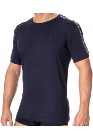 Tommy Hilfiger Men Polo Shirts - Authentic T-Shirt - Navy M