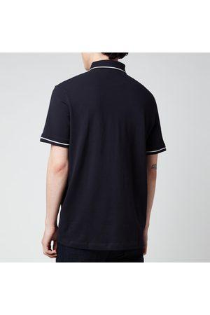 Armani Men's Ax Logo Polo Shirt