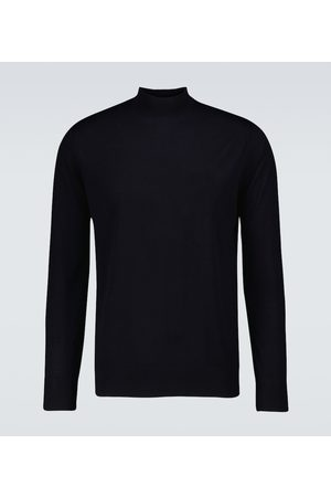 Loro Piana Wool turtleneck sweater
