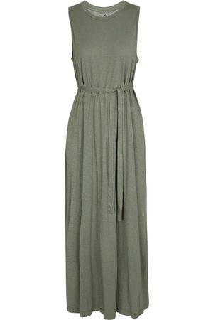 Velvet Edith cotton jersey maxi dress