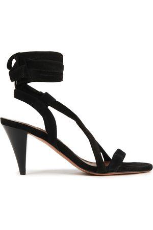 Bash Woman Cidney Suede Sandals Size 36