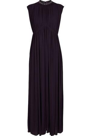 Chloé Women Maxi Dresses - Pleated maxi dress