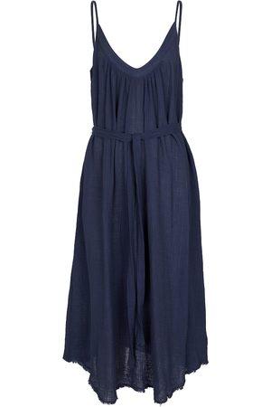 Velvet Women Midi Dresses - Kayle cotton midi dress