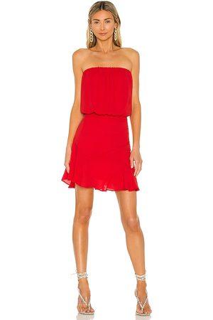 krisa Strapless Mini Dress in . Size XS, S, M.