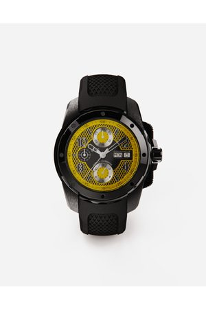 Dolce & Gabbana Men Watches - Watches - DS5 watch in steel with pvd coating male OneSize