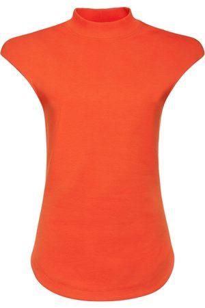 The Attico Heavy Jersey T-shirt