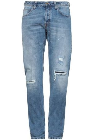 ELEVENTY Men Trousers - DENIM - Denim trousers
