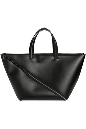 COPERNI Zip Leather Shoulder Bag