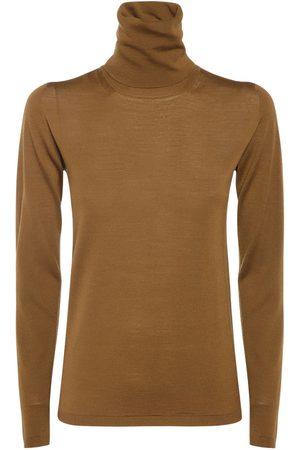 Max Mara Women Turtlenecks - Wool Turtleneck Sweater