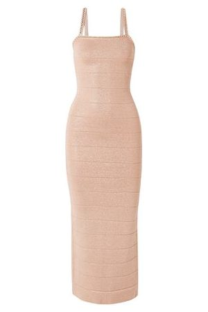 Hervé Léger Women Dresses - DRESSES - Long dresses