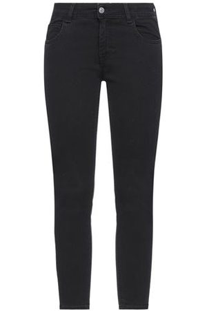 haikure Women Trousers - DENIM - Denim trousers