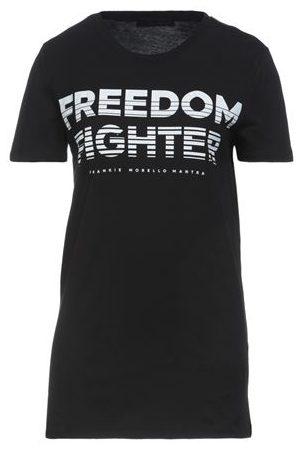 FRANKIE MORELLO Women Short Sleeve - TOPWEAR - T-shirts