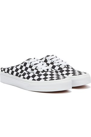Vans Authentic Mule Check Womens / White Trainers