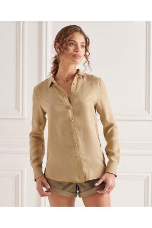Superdry Women Long sleeves - Studios Long Sleeve Shirt
