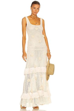 ALEXIS Lucaya Dress in Ivory
