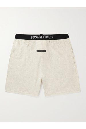 FEAR OF GOD Cotton-Blend Jersey Shorts