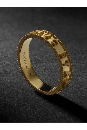 Foundrae Men Rings - 18-Karat Ring