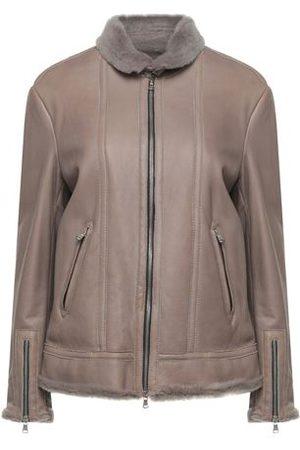 BARBA Women Coats - COATS & JACKETS - Coats