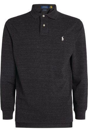Polo Ralph Lauren Men Polo Shirts - Long-Sleeved Polo Shirt