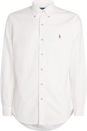 Polo Ralph Lauren Custom Fit Polo Pony Oxford Shirt