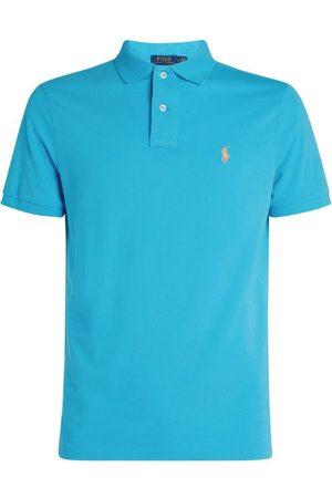 Polo Ralph Lauren Men Polo Shirts - Cotton Mesh Polo Shirt