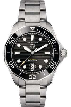 Tag Heuer Stainless Steel Aquaracer Watch 43mm