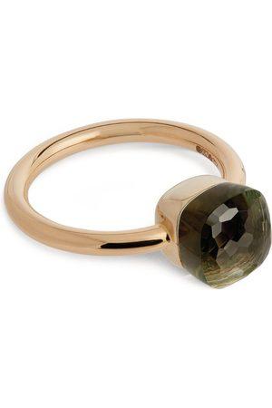 Pomellato Rose Gold and Prasiolite Nudo Petit Ring