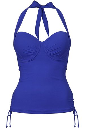 Pour Moi Women Tankinis - Soleil Lightly Padded Underwired Multiway Tankini