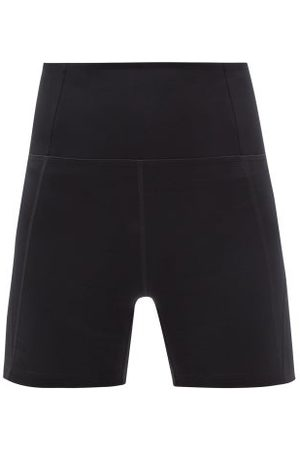 GIRLFRIEND COLLECTIVE Women Sports Shorts - High-rise Recycled-fibre Running Shorts - Womens