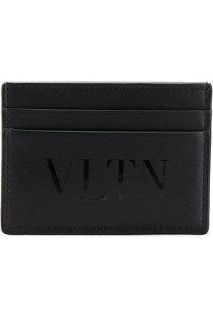 VALENTINO GARAVANI Men Purses & Wallets - VLTN logo cardholder