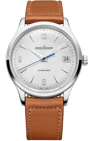 Jaeger-Lecoultre Stainless Steel Master Control Date Watch 40mm