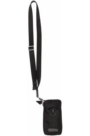 VERSACE Medusa Head phone pouch