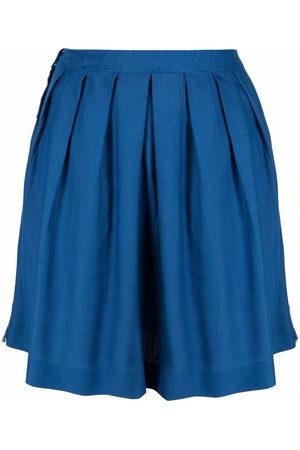 A.N.G.E.L.O. Vintage Cult Women Mini Skirts - 1950s pleated mini skirt
