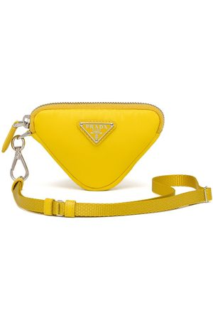 Prada Re-Nylon logo pouch