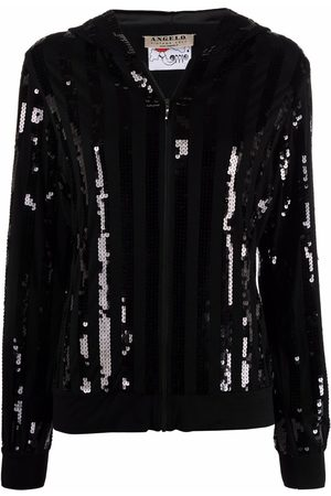 A.N.G.E.L.O. Vintage Cult 2000s sequinned hooded jacket