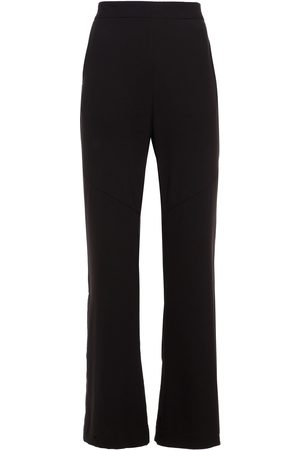 RODEBJER Woman Nev Crepe Flared Pants Size L