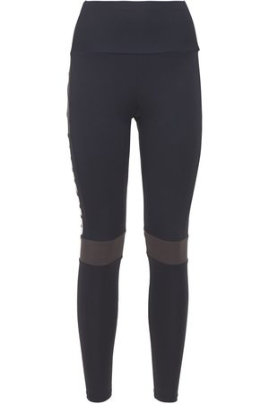 Max Mara Women Leggings - Cotton Stretch Jersey Leggings