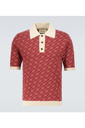 Gucci Ouverture short-sleeved polo shirt