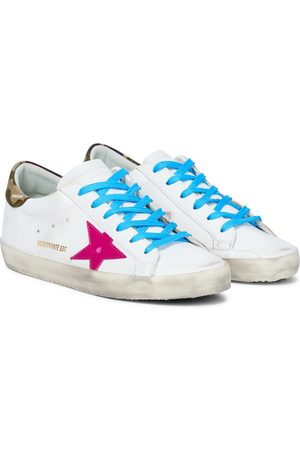 Golden Goose Women Trainers - Exclusive to Mytheresa – Superstar leather sneakers