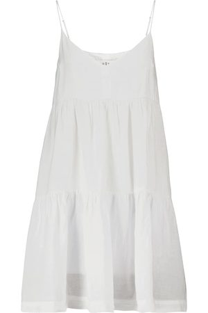 Velvet Emmy linen minidress