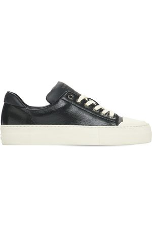 Tom Ford 30mm City Coated Cotton Low-top Sneakers