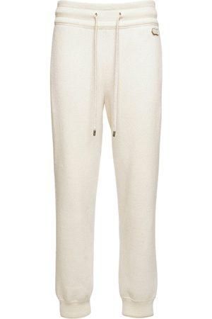 Agnona Women Trousers - Double Knit Cashmere Blend Pants