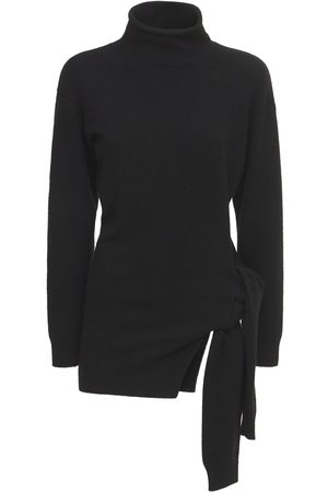 Tom Ford Women Jumpers - Cashmere Knit Side Knot Sweater